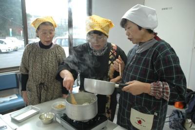 広島北部・おせち料理講習会(向原)