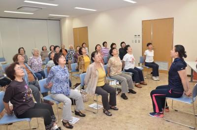 広島市・LC健康教室