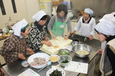 庄原・健康料理教室
