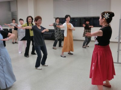 広島北部・フラダンス教室を
