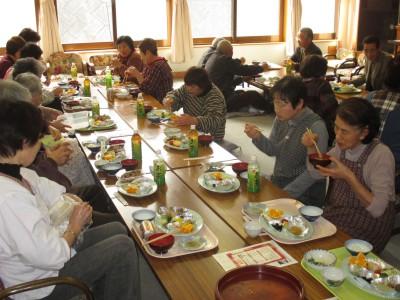 福山沼隈・ふれあい会食